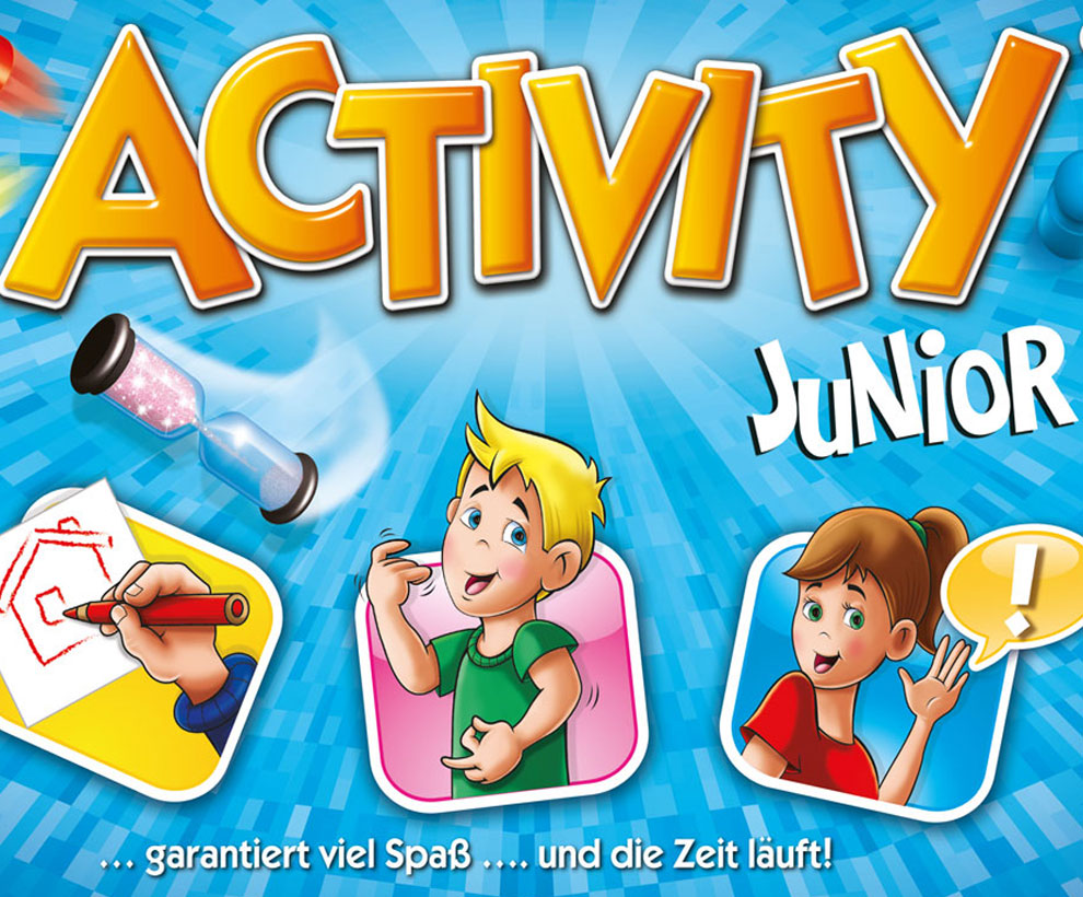 Spiel Activity Junior