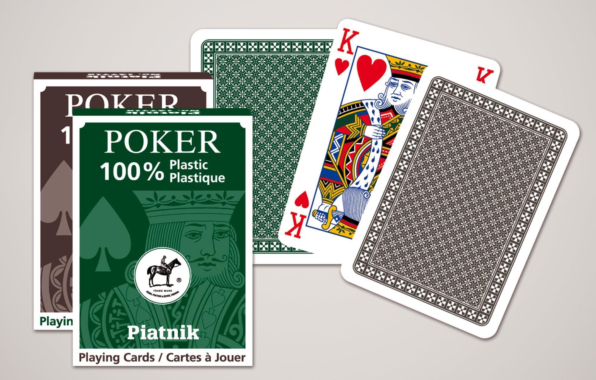 Piatnik Poker