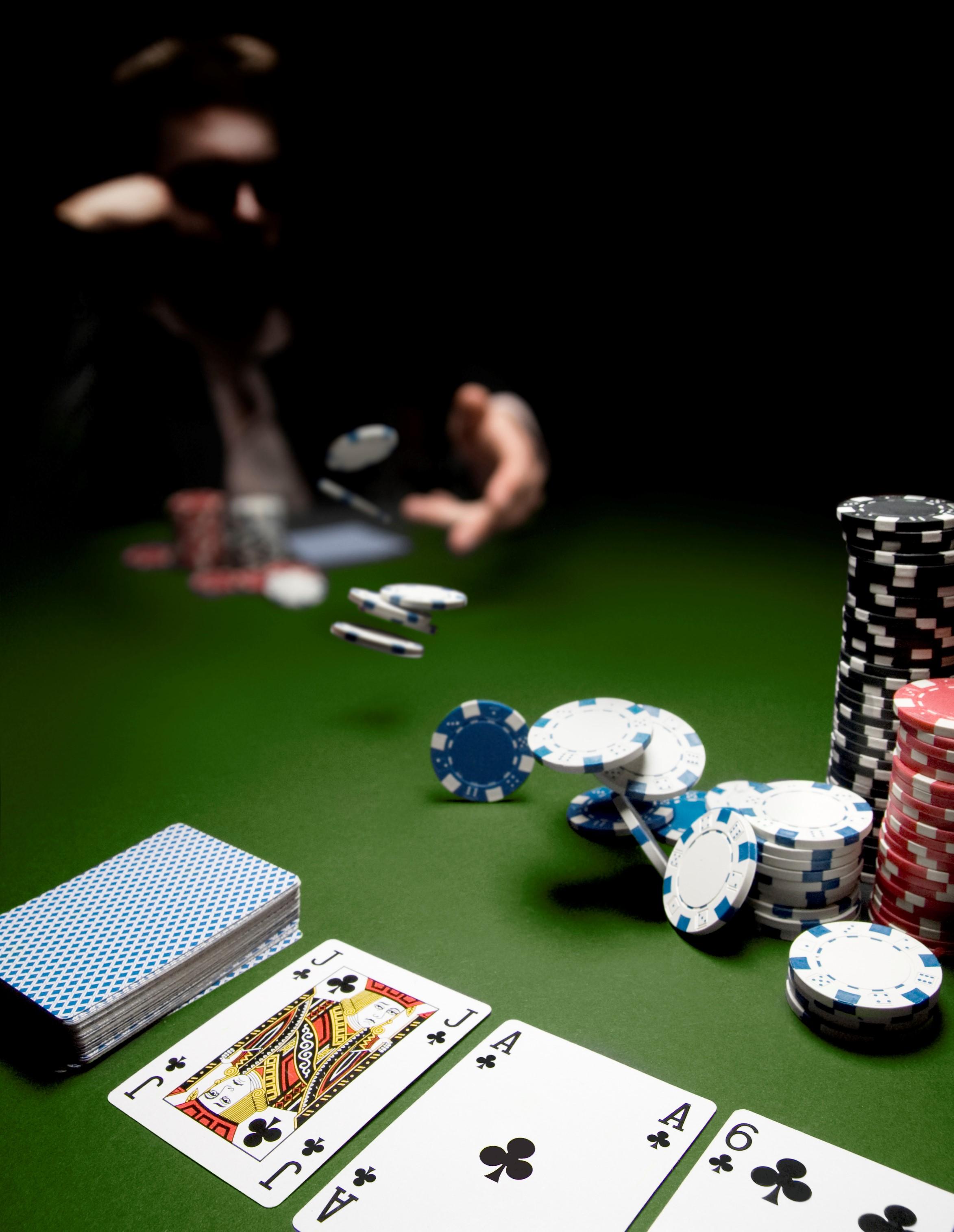 Pokerface Lernen