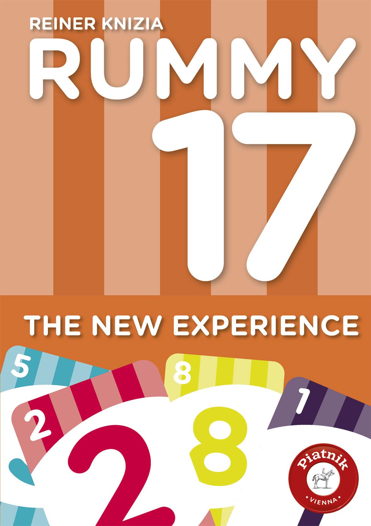 Piatnik Rummy 17