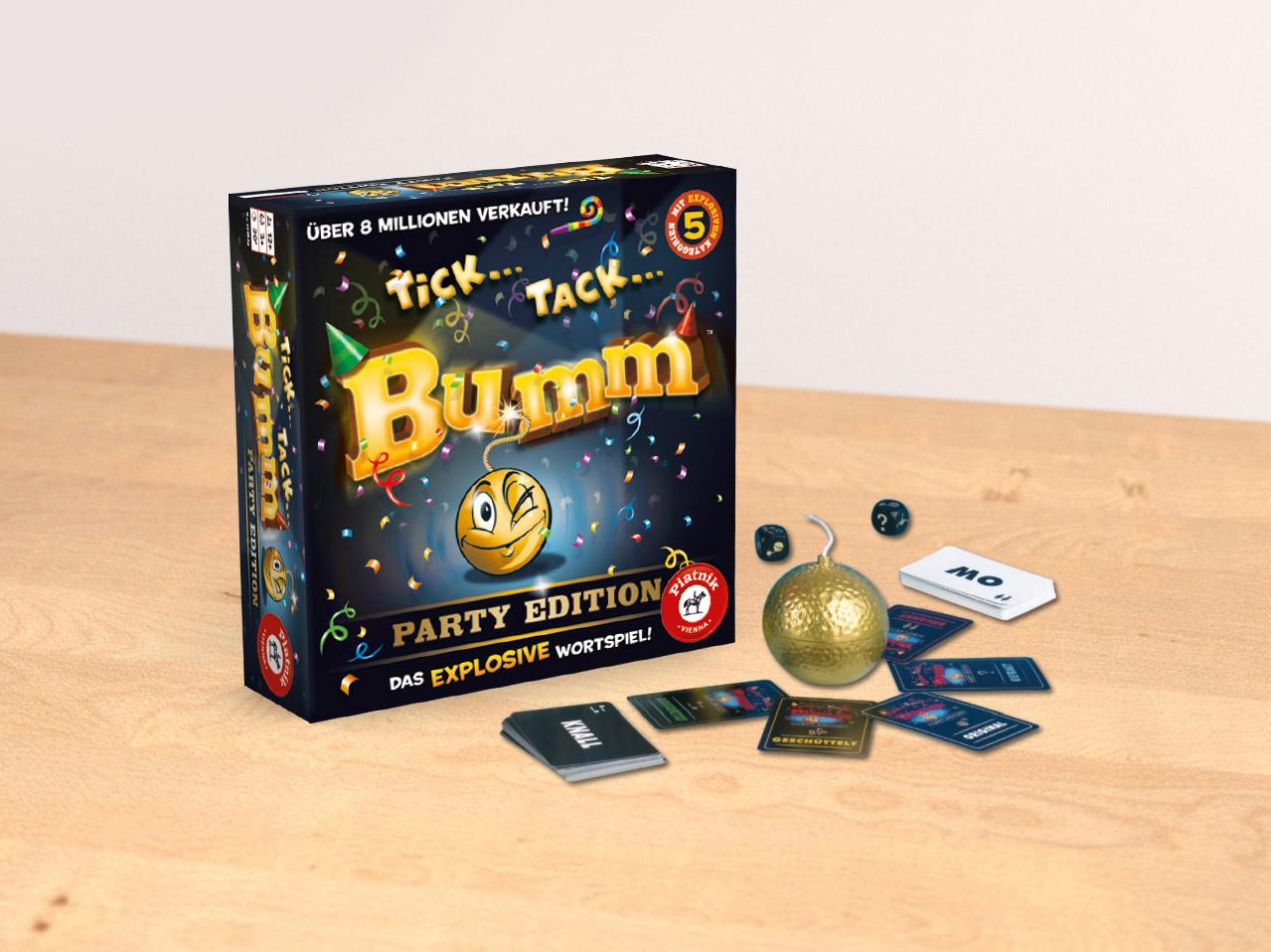 Tick Tack Bumm Bombe