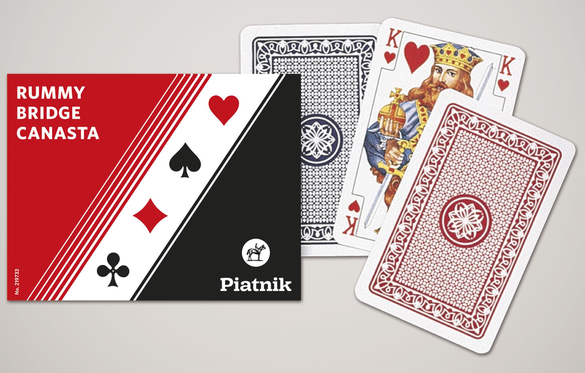 Piatnik Spielkarten